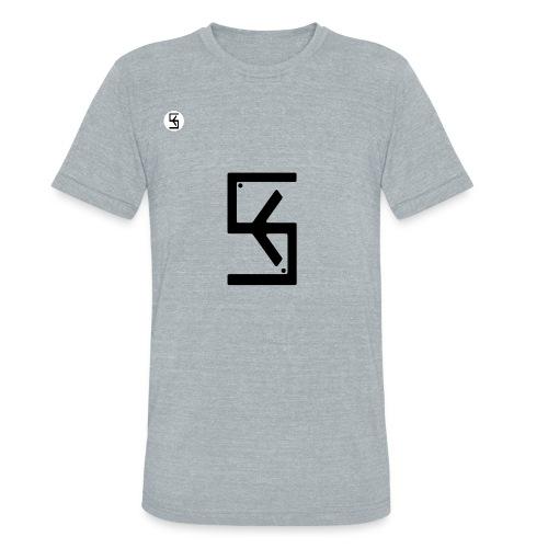 Soft Kore Logo Black - Unisex Tri-Blend T-Shirt
