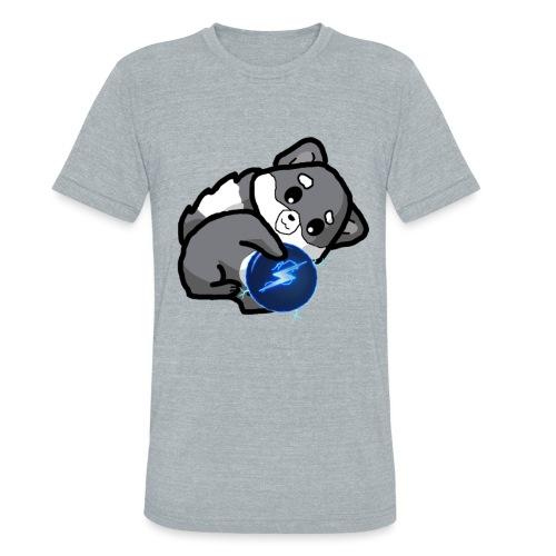 Eluketric's Zapp - Unisex Tri-Blend T-Shirt
