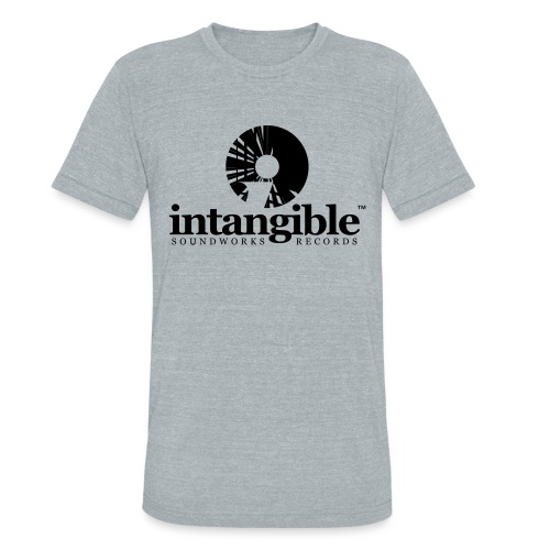 Intangible Soundworks - Unisex Tri-Blend T-Shirt