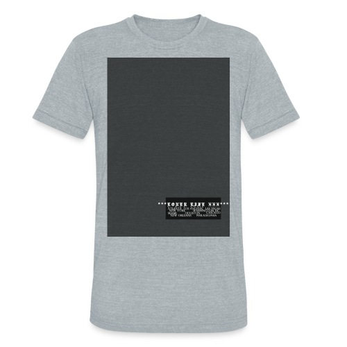CITIES - Unisex Tri-Blend T-Shirt