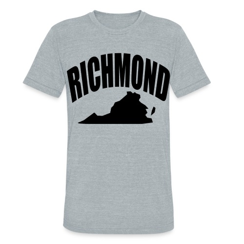 RICHMOND - Unisex Tri-Blend T-Shirt
