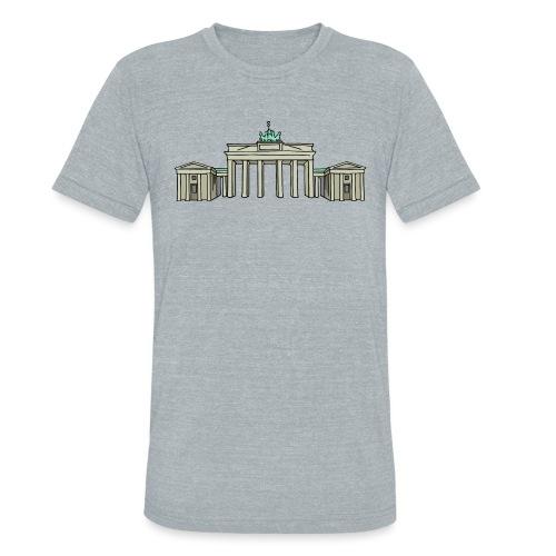 Brandenburg Gate Berlin - Unisex Tri-Blend T-Shirt