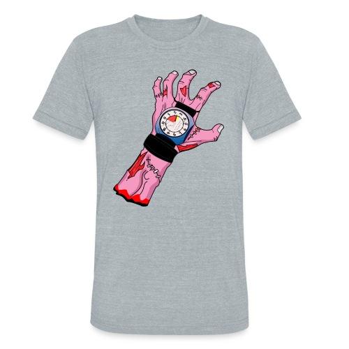 Altitude Zombie! - Unisex Tri-Blend T-Shirt