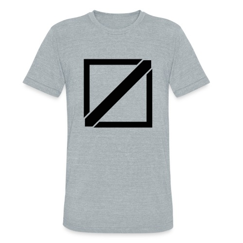 First and Original Design of Divided Clothing - Unisex Tri-Blend T-Shirt