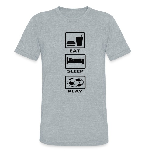 Football - Unisex Tri-Blend T-Shirt