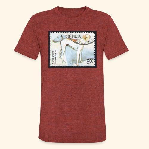 India - Mudhol Hound - Unisex Tri-Blend T-Shirt