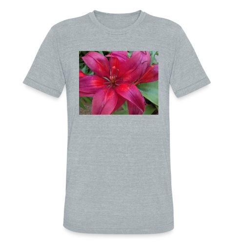 Exotic Flower - Unisex Tri-Blend T-Shirt