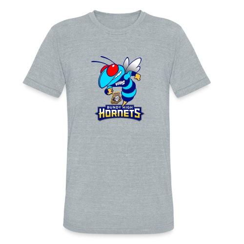 Hornets FINAL - Unisex Tri-Blend T-Shirt