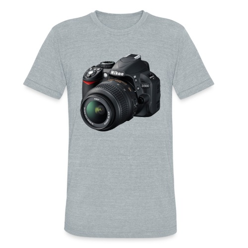 photographer - Unisex Tri-Blend T-Shirt