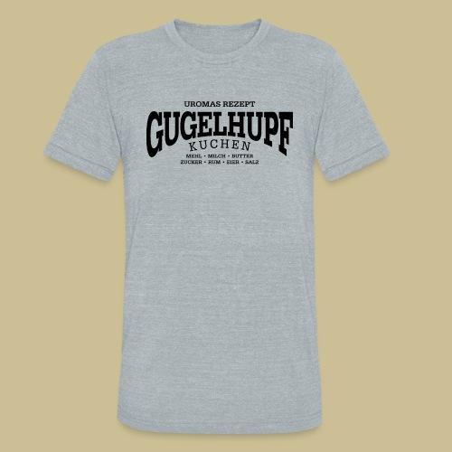 Gugelhupf (black) - Unisex Tri-Blend T-Shirt