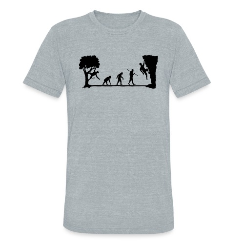 Apes Climb - Unisex Tri-Blend T-Shirt