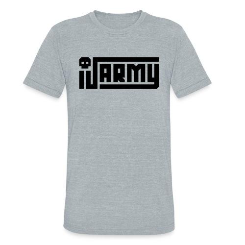 iJustine - iJ Army Logo - Unisex Tri-Blend T-Shirt