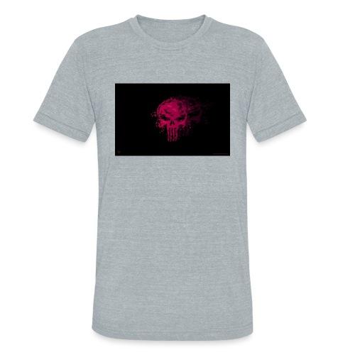 hkar.punisher - Unisex Tri-Blend T-Shirt