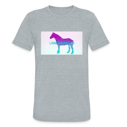 LittleBabyMiguel Products - Unisex Tri-Blend T-Shirt