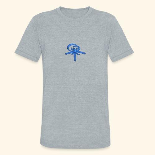 Back LOGO LOB - Unisex Tri-Blend T-Shirt