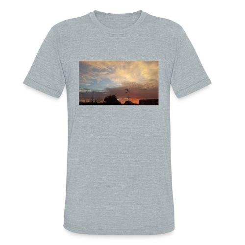 Sunset - Unisex Tri-Blend T-Shirt
