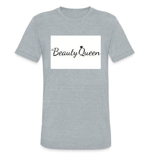The Beauty Queen Range - Unisex Tri-Blend T-Shirt