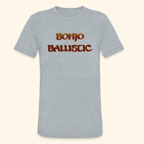 BonjoBallistic - Unisex Tri-Blend T-Shirt