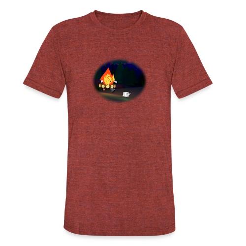 'Round the Campfire - Unisex Tri-Blend T-Shirt