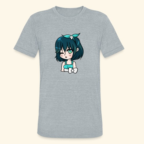 Simple and Cute - Unisex Tri-Blend T-Shirt