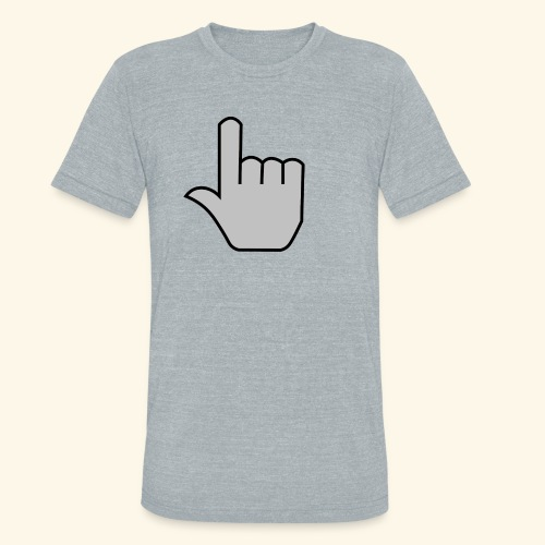 click - Unisex Tri-Blend T-Shirt
