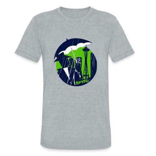 SpyFu Seattle - Unisex Tri-Blend T-Shirt