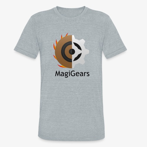MagiGears - Unisex Tri-Blend T-Shirt