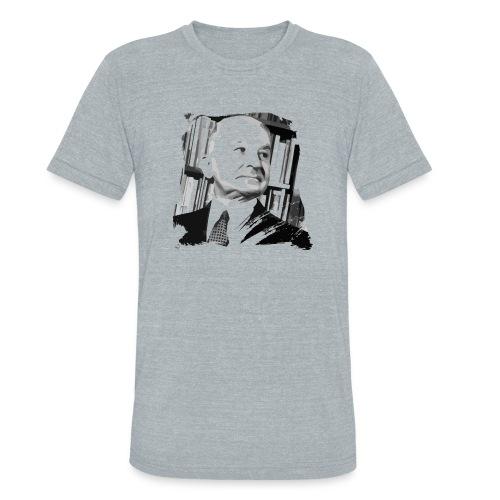 Ludwig von Mises Libertarian - Unisex Tri-Blend T-Shirt