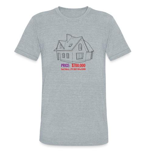 Fannie & Freddie Joke - Unisex Tri-Blend T-Shirt