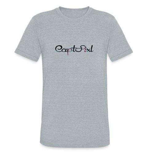 My YouTube Watermark - Unisex Tri-Blend T-Shirt