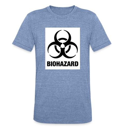 Biohazard - Unisex Tri-Blend T-Shirt