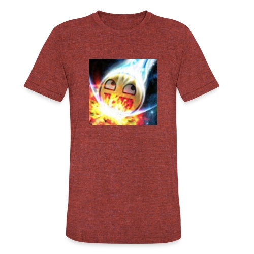 Jovanie perez - Unisex Tri-Blend T-Shirt
