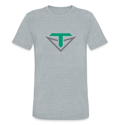 Toulon Golf Logo Shirt - Unisex Tri-Blend T-Shirt