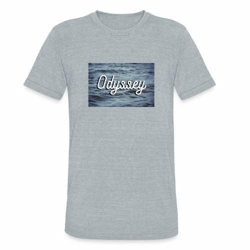 WaterOdyssey - Unisex Tri-Blend T-Shirt
