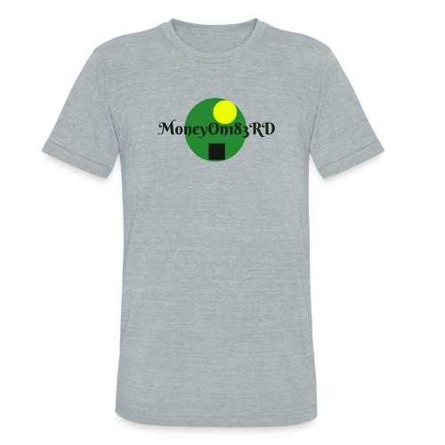 MoneyOn183rd - Unisex Tri-Blend T-Shirt