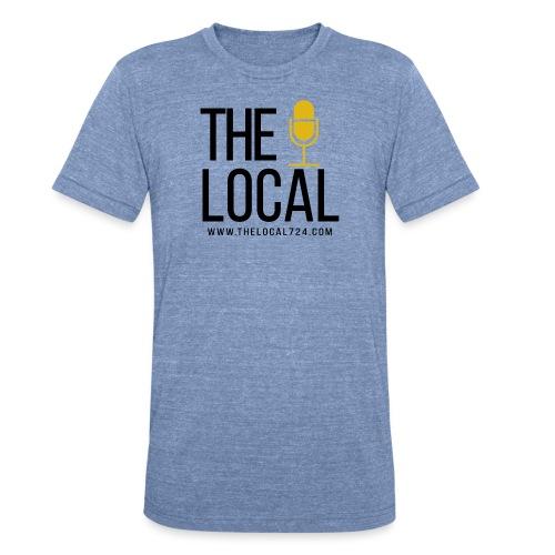 Local transparent - Unisex Tri-Blend T-Shirt