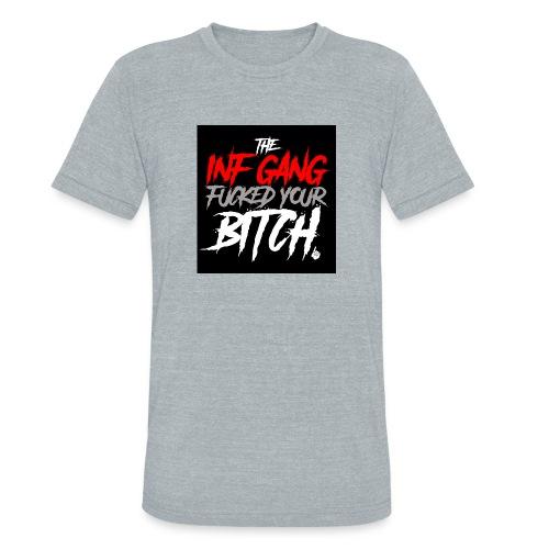 inf_gang_black - Unisex Tri-Blend T-Shirt
