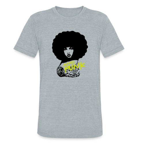afropunk - Unisex Tri-Blend T-Shirt