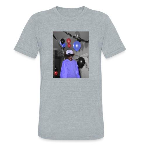 bruise - Unisex Tri-Blend T-Shirt