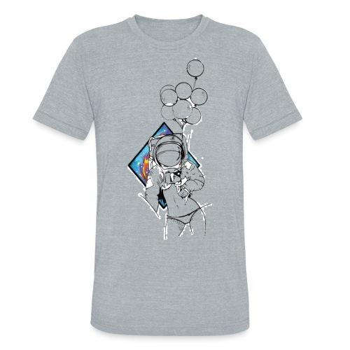 Astronaute - Art'Norme - Unisex Tri-Blend T-Shirt