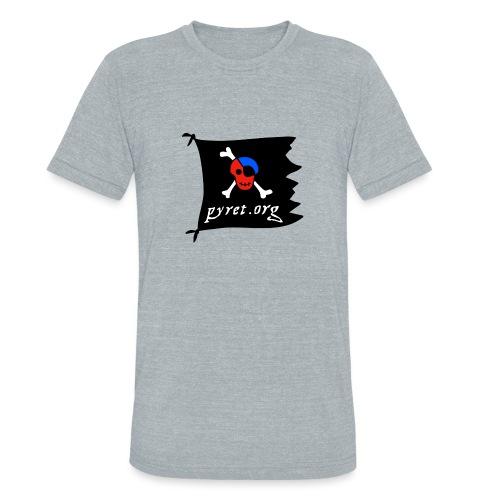 Pyret T-shirt - Unisex Tri-Blend T-Shirt