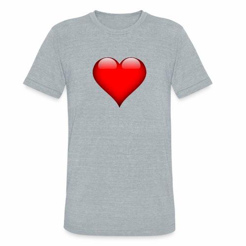 pic - Unisex Tri-Blend T-Shirt