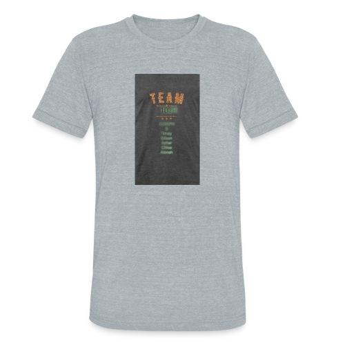 Team 10JR official - Unisex Tri-Blend T-Shirt