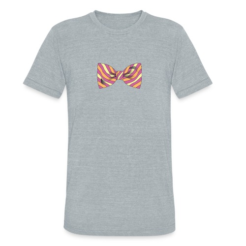 Bow Tie - Unisex Tri-Blend T-Shirt