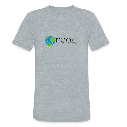 Neo4j Full Mark - Unisex Tri-Blend T-Shirt