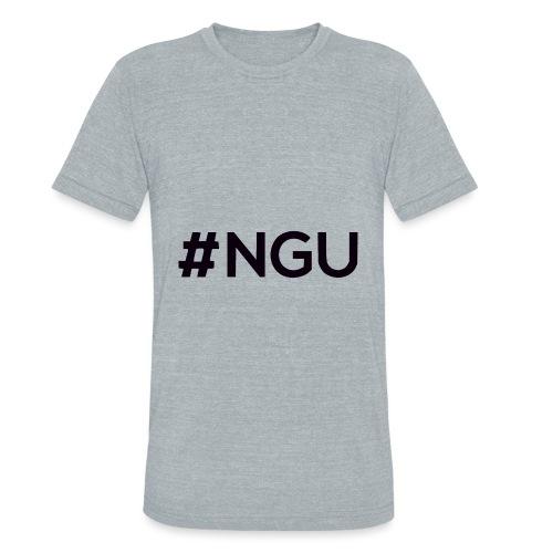 logo 11 final - Unisex Tri-Blend T-Shirt