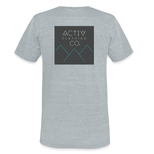 Activ Clothing - Unisex Tri-Blend T-Shirt
