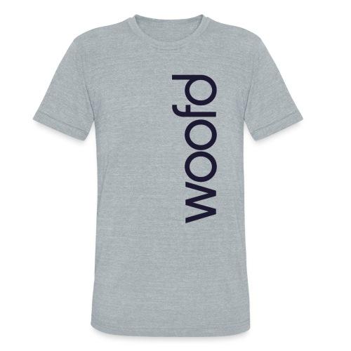 woofd - Unisex Tri-Blend T-Shirt