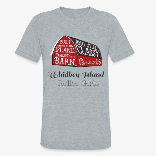 IslandBarnMENS - Unisex Tri-Blend T-Shirt