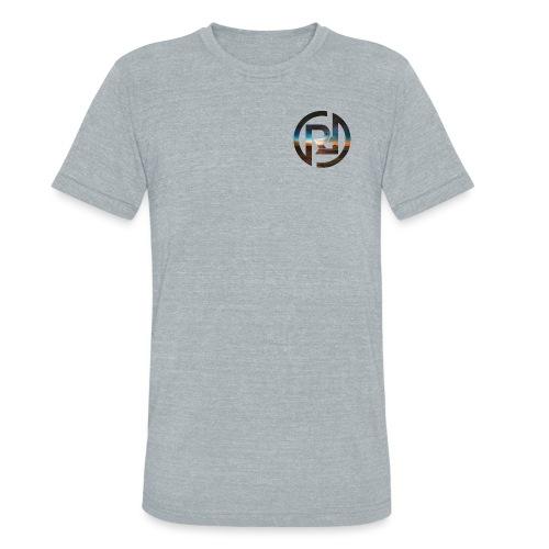 RF icon - Unisex Tri-Blend T-Shirt